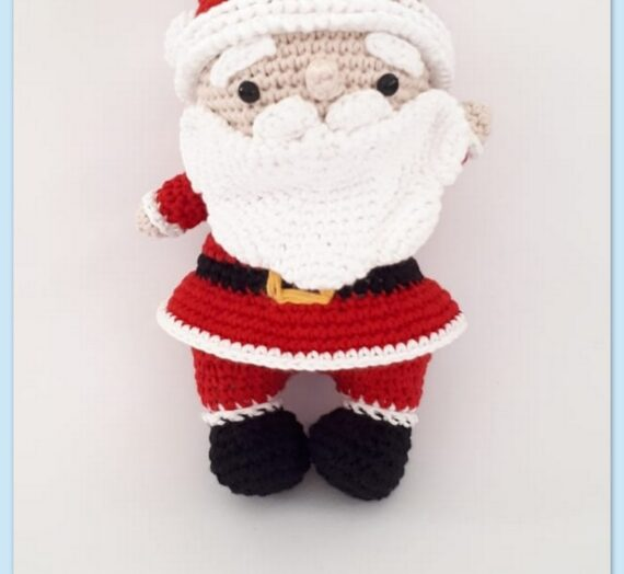 Amigurumi Christmas Santa Claus Top Best Free Crochet Patterns