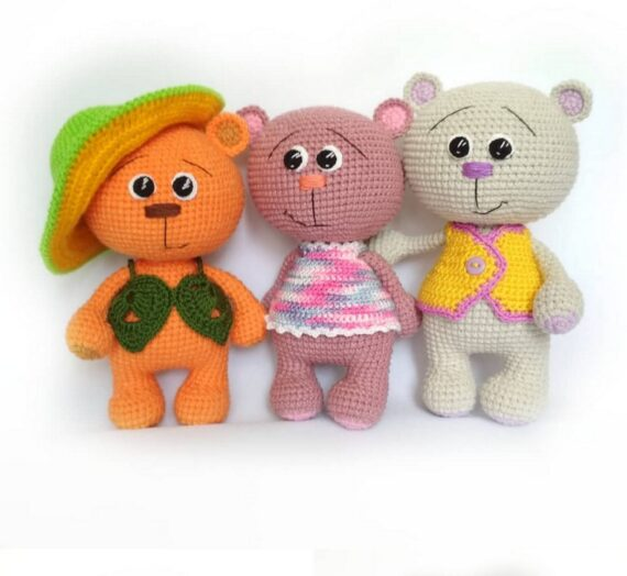 Amigurumi Doll And Animal 20 Top Best Free Crochet Patterns