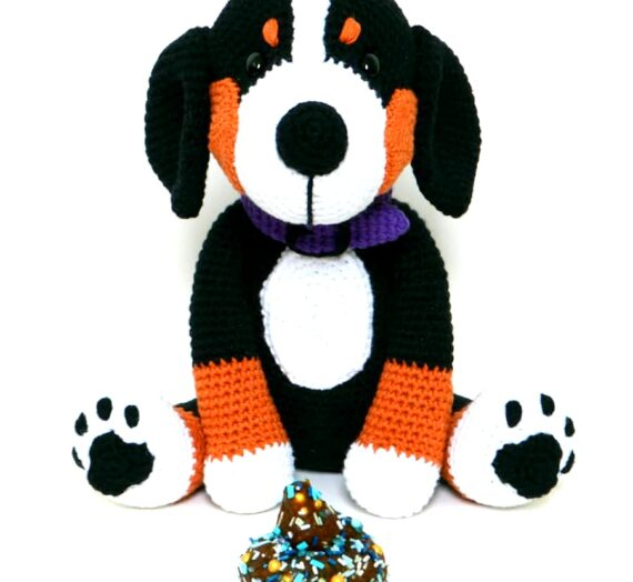 Amigurumi Dog 30 Top Best Free Crochet Patterns