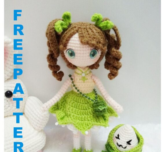 10 Top Best Amigurumi Doll Free Crochet Patterns